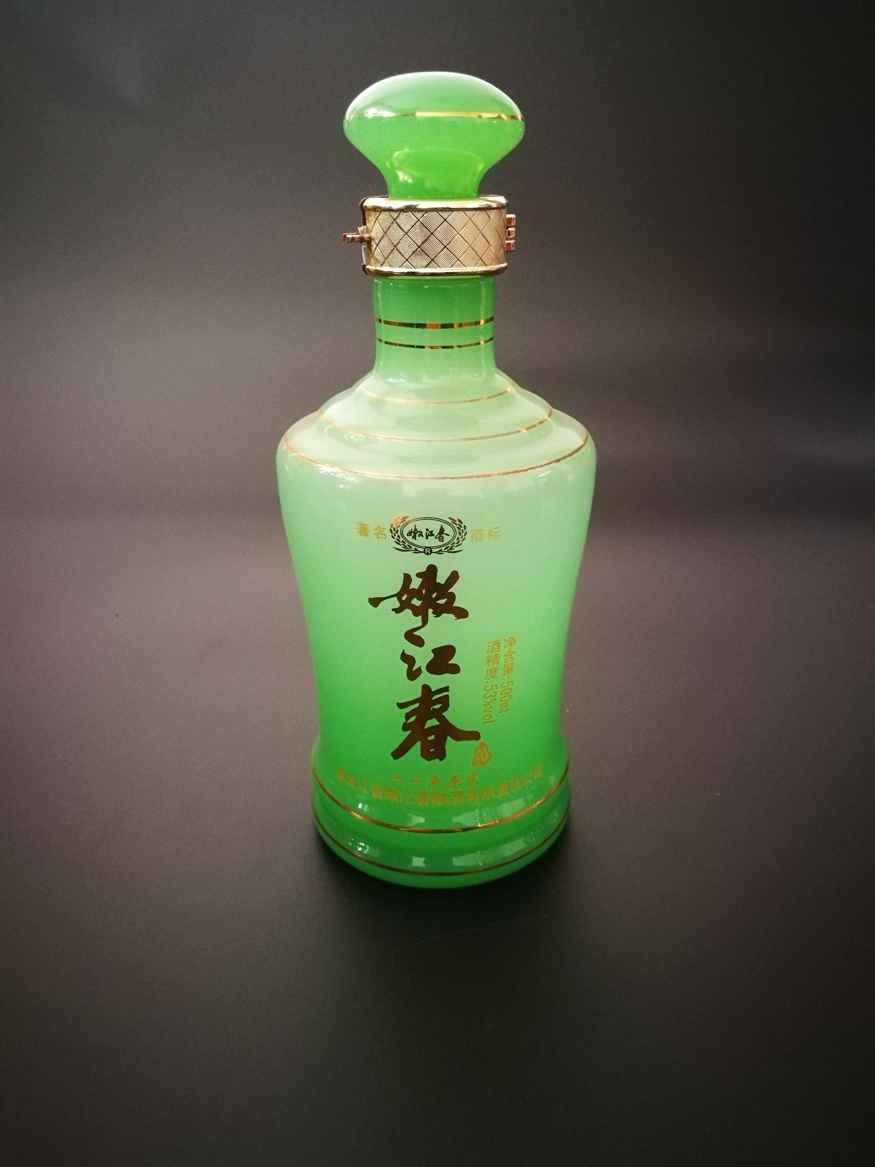 嫩江春·二十年原浆 【53度 500ml】【价格 图片】